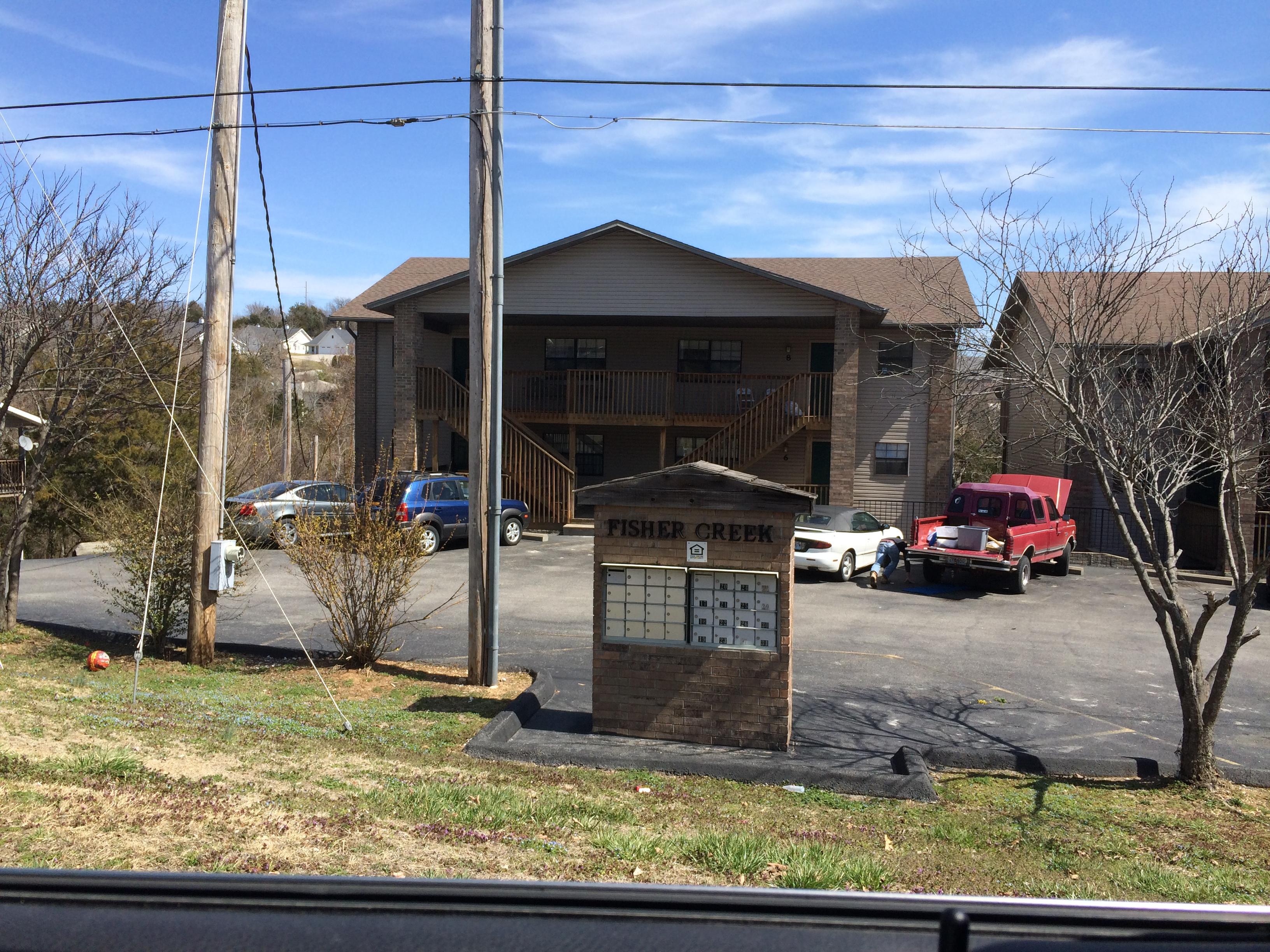 Fisher Creek Apartments 1 Church Drive Kimberling City